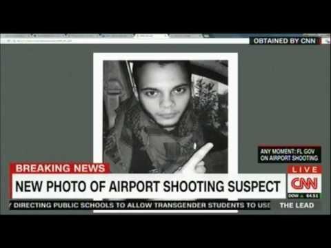 Fort Lauderdale Shooter Esteban Santiago Picture released
