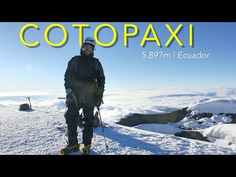 Cotopaxi, 5897m, Summit Climb, ECUADOR