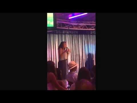 Royal Caribbean Karaoke