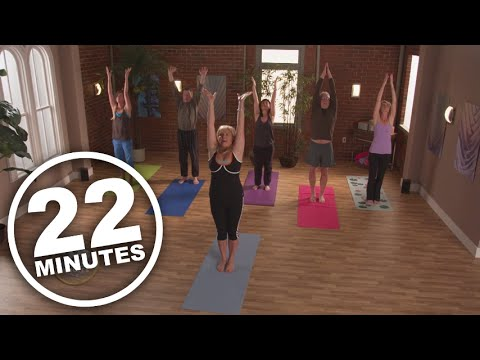22 Minutes: Angry Yoga