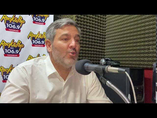 Tito Colombres Garmendia - Ex Legislador PRO