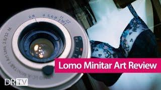 Best Hipster Lens of 2016 - Lomo Minitar Art Review