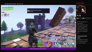 Fortnite Battle Royale -ultimas partidas en directo temporada 5-EndertailsYT