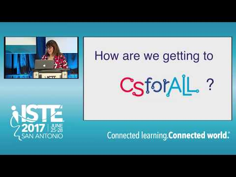 Everybody Wins When Everybody Codes | ISTE Conference full-l