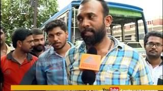 Gunda attack against private bus in Ernakulam | FIR 24 mar 2017