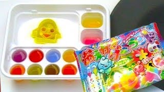How To Make Gummy Candy At Home グミランド Kracie Popin' Cookin' Diy Food Making Kit