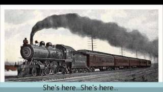 Watch Fixx Woman On A Train video