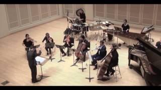 Felipe Tovar-Henao - «Los Trópicos Ocultos» (2016) for solo trumpet and chamber ensemble