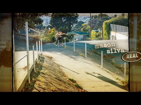 Mason Silva is on REAL