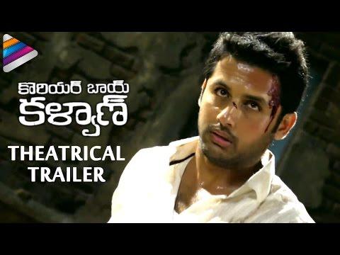 Courier Boy Kalyan Theatrical Trailer | Nitin | Yami Gautam | Gautham Menon | Telugu Filmnagar thumbnail