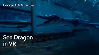 Rhomaleosaurus: Back to Life in Virtual Reality #PreviouslyOnEarth