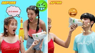 Girl DIY! BEST FUNNY PRANKS ON FRIENDS | FUNNY BACK TO SCHOOL STUDENTS | Funny Students Moments #13