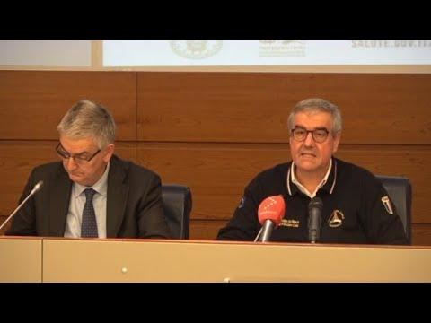 Coronavirus, il commissario Borrelli aggiorna sulla diffusione di Covid-19