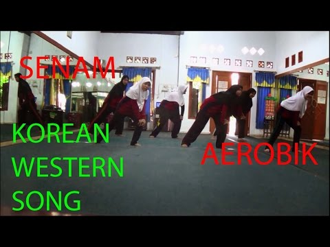 Senam Aerobik SMPN 3 TANGERANG