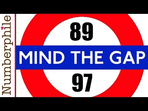 Large Gaps between Primes - Numberphile