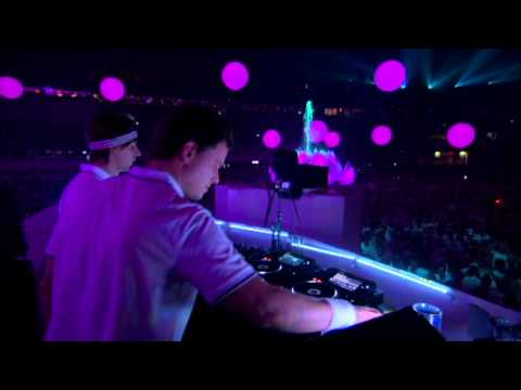 Sensation Innerspace 2011/2012 - Fedde Le Grand and Martin Solveig