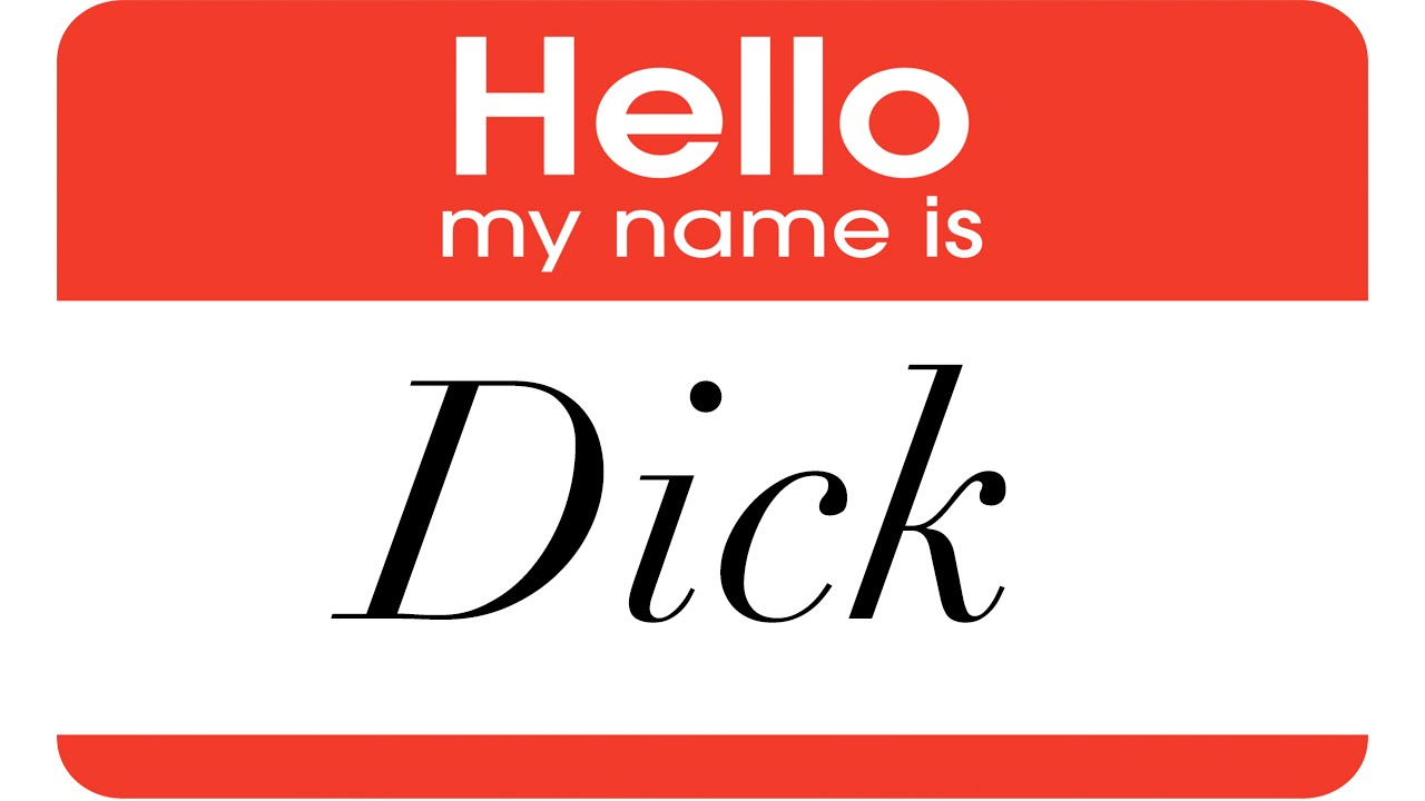 Image result for dick