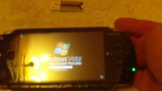 Sony PSP Consel w/ Windows Vista and Many Assessories for Sale on EBAY!