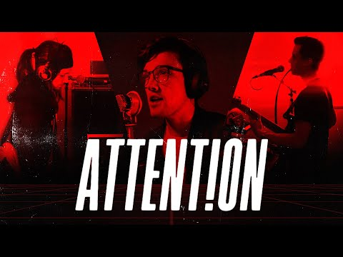 Charlie Puth - Attention (cover) | Light Years Away feat. Trevor Douglas