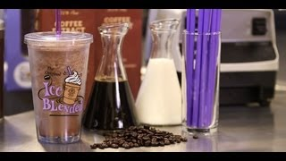 The Coffee Bean & Tea Leafs Original Ice Blended Coffee Drink | Get the Dish