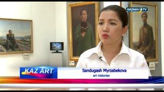 видео Портрет как жанр изобразительного искусства