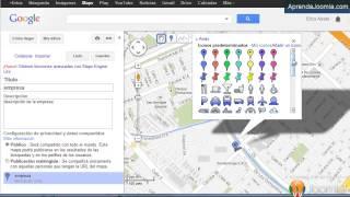 Como insertar un mapa de google en joomla - Google Maps en Joomla Free HD Video