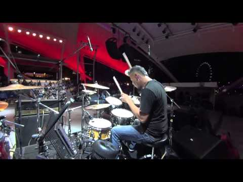 Brandon Khoo Drum Cam Simon Yong Band