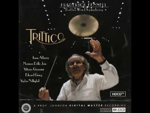 ヴィットリオ・ジャンニーニ /交響曲第3番  I  Allegro energico