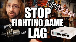 STOP FIGHTING GAME LAG - NetDuma: Gaming Router Review