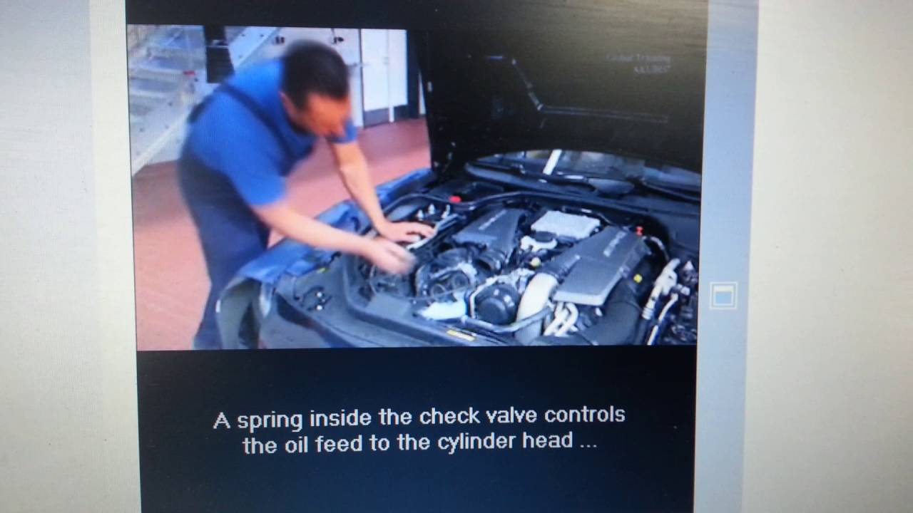 General motors engineer gives us the lowdown on ecotec 2 4 youtube - Benz Timing Chain Sound