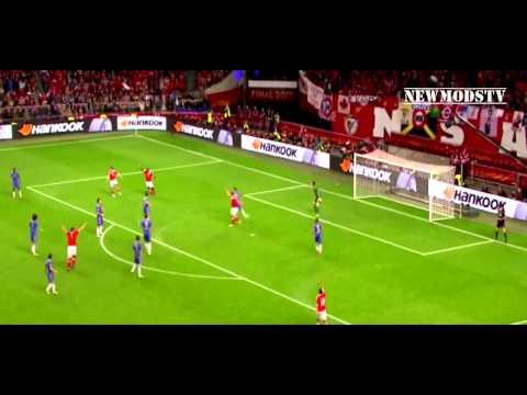 SL Benfica vs Chelsea FC 1 2   Full Highlights 15 05 2013 Europa League Final