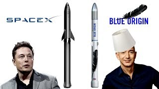 SpaceX in the News - Episode 27 (Elon Musk Throws Shade at Jeff Bezos!)