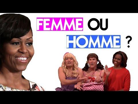 Michelle Obama, femme ou homme ?