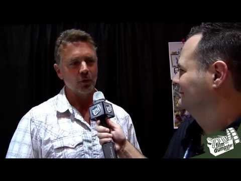 Hamilton Comic Con 2015: John Schneider Interview