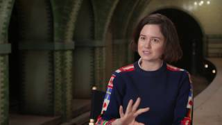 "Fantastic Beasts and Where To Find Them ""Tina"" Interview - Katherine Waterston"