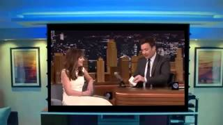 Dakota Johnson   Anything Can Be Sexy The Tonight Show Starring Jimmy Fallon