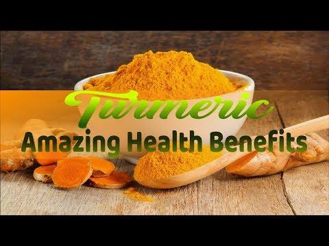 Amazing Health Benefits of Turmeric 2019