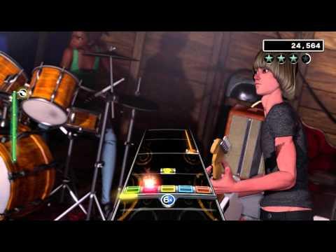Short Skirt/Long Jacket - Cake, Rock Band 4 Expert Guitar - YouTube