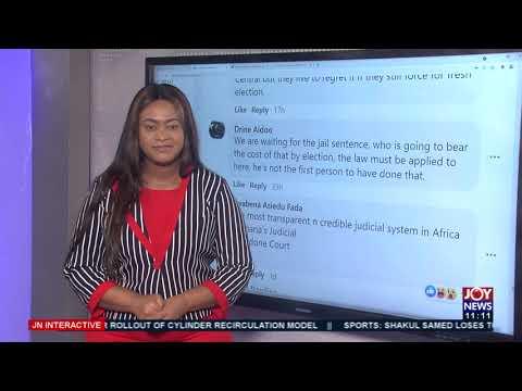 Assin North MP's Dual Citizenship - JoyNews Interactive (29-7-21)