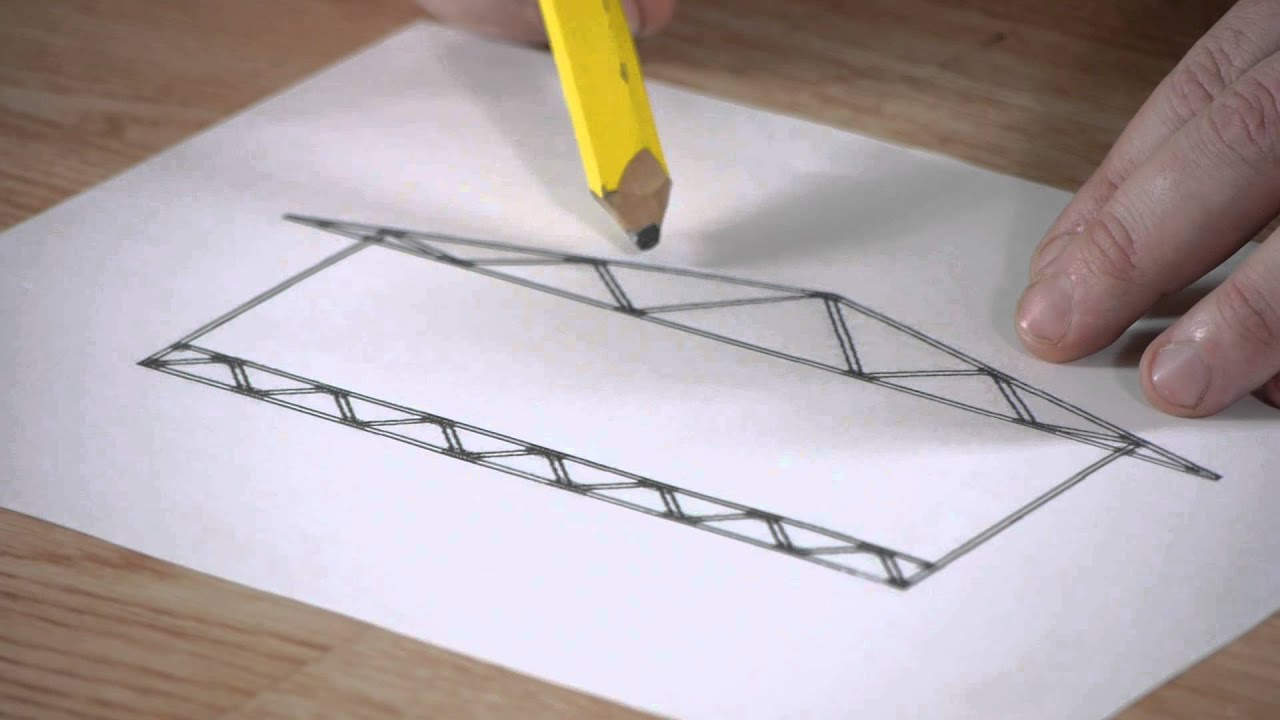 Floor joists vs floor trusses flooring repairs youtube for I joist vs floor truss