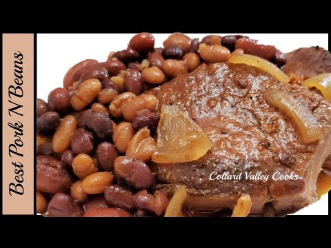 How To Make Pork And Beans In The Crock Pot, Great Southern Recipes For Chops