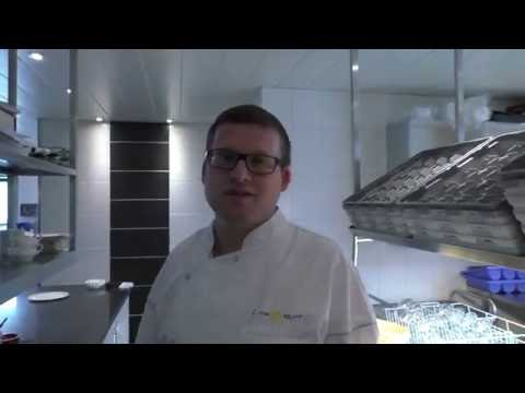 Tristan Martin presents restaurant Lemonnier in Belgium