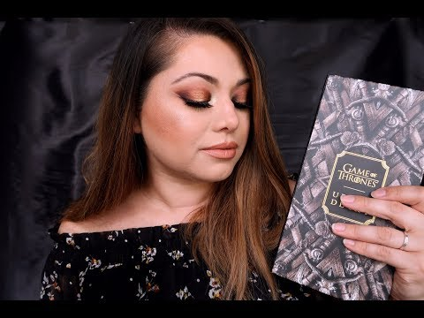 URBAN DECAY GAME OF THRONES TUTORIAL LOOK #3 | LITTLEMISSKINXPERT thumbnail