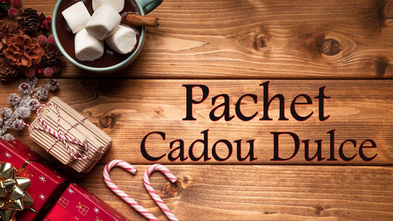 DIY Pachet Cadou Dulce - Idei de Cadouri Pentru Crăciun Ep.3 / Sweet Gift Pack for Christmas