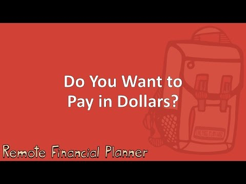 Should You Pay In Local Or Home Currency