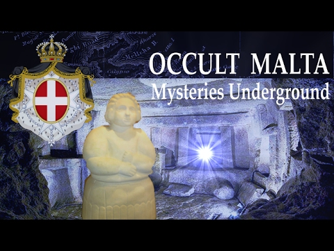 Malta Caves and Tunnels Documentary: Giants, Secret History and Strange Locations