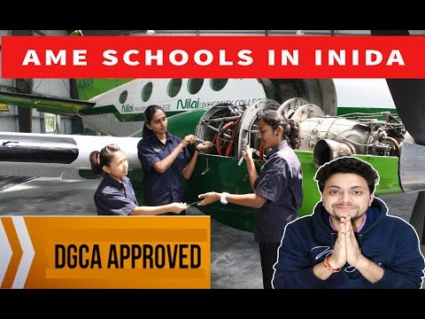 DGCA APPROVED AME SCHOOLS IN INDIA | AME SYLLABUS | MasterAmit Talks