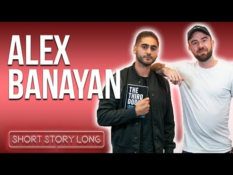 Short Story Long #100 - SECRETS FROM THE WORLD'S MOST SUCCESSFUL PEOPLE I Alex Banayan
