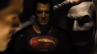 Batman v Superman new footage teases intense standoff - Collider