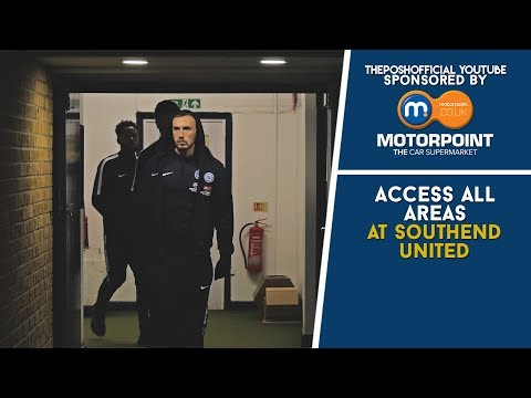 Access All Areas | At Southend United